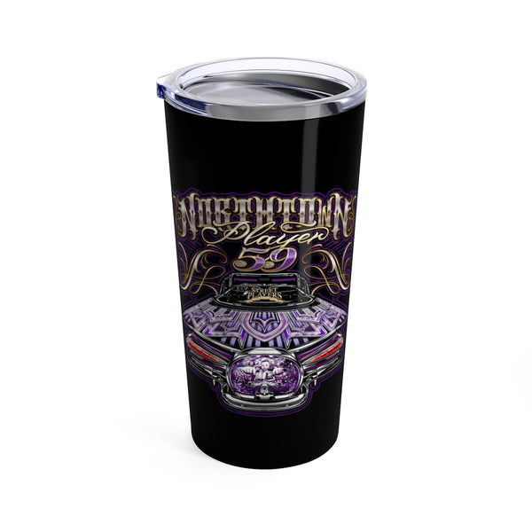 NORTH TOWN PLAYER 59   Tumbler 20oz