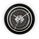 Chrome dz Wall clock