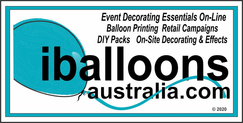 iBalloons Australia specialise in DIY Balloon Decorating Kits for the at home and Corporate Event - Balloons Australia