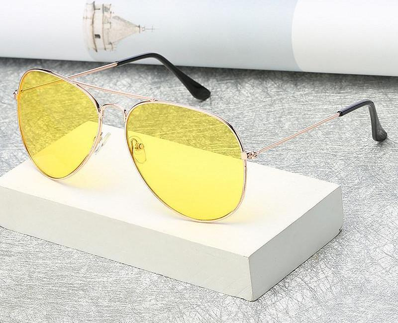 Aviator Sunglasses - Clairs Closet