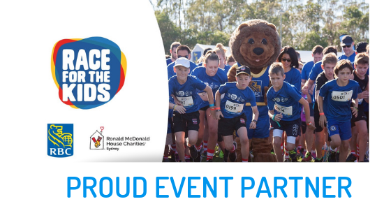 RBC Race for the Kids - Event Partner!