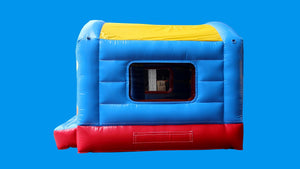 Ballon Bounce Jumping Castle, Hire Sydney - Side
