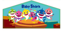 Load image into Gallery viewer, Baby Shark Theme Jumping Castle, Hire Sydney - Doo doo doo doo