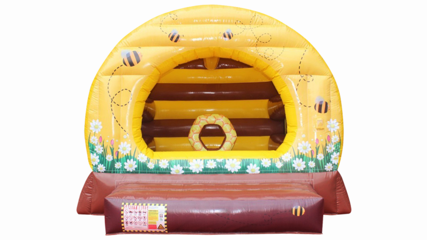 Bee Hive Jumping Castle