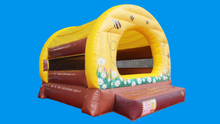 Load image into Gallery viewer, Bee Hive Jumping Castle
