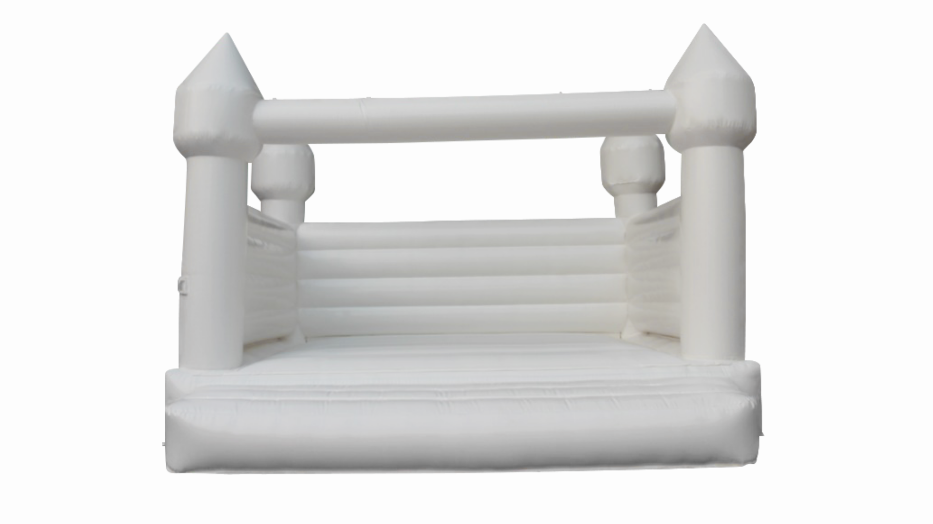 White Jumping Castle - Large