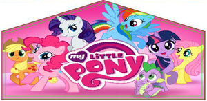 My Little Pony Theme Jumping Castle, Hire Sydney