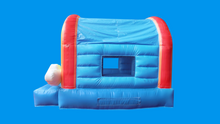 Load image into Gallery viewer, Rainbow Jumping Castle