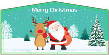 Load image into Gallery viewer, Merry Christmas Jumping Castle Banner - Sydney Jumping Castle Hire