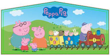 Load image into Gallery viewer, Peppa Pig Theme Jumping Castle Banner - Sydney Jumping Castle Hire