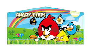 Angry Birds Jumping Castle Banner