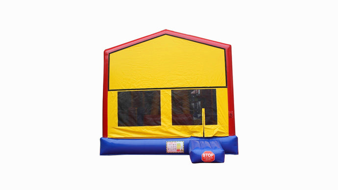 Modular Jumping Castle Combo (Internal Slide) - Pick Your Theme!