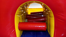 Load image into Gallery viewer, Modular Combo Internal Slide Jumping Castle Hire Sydney - Internal View