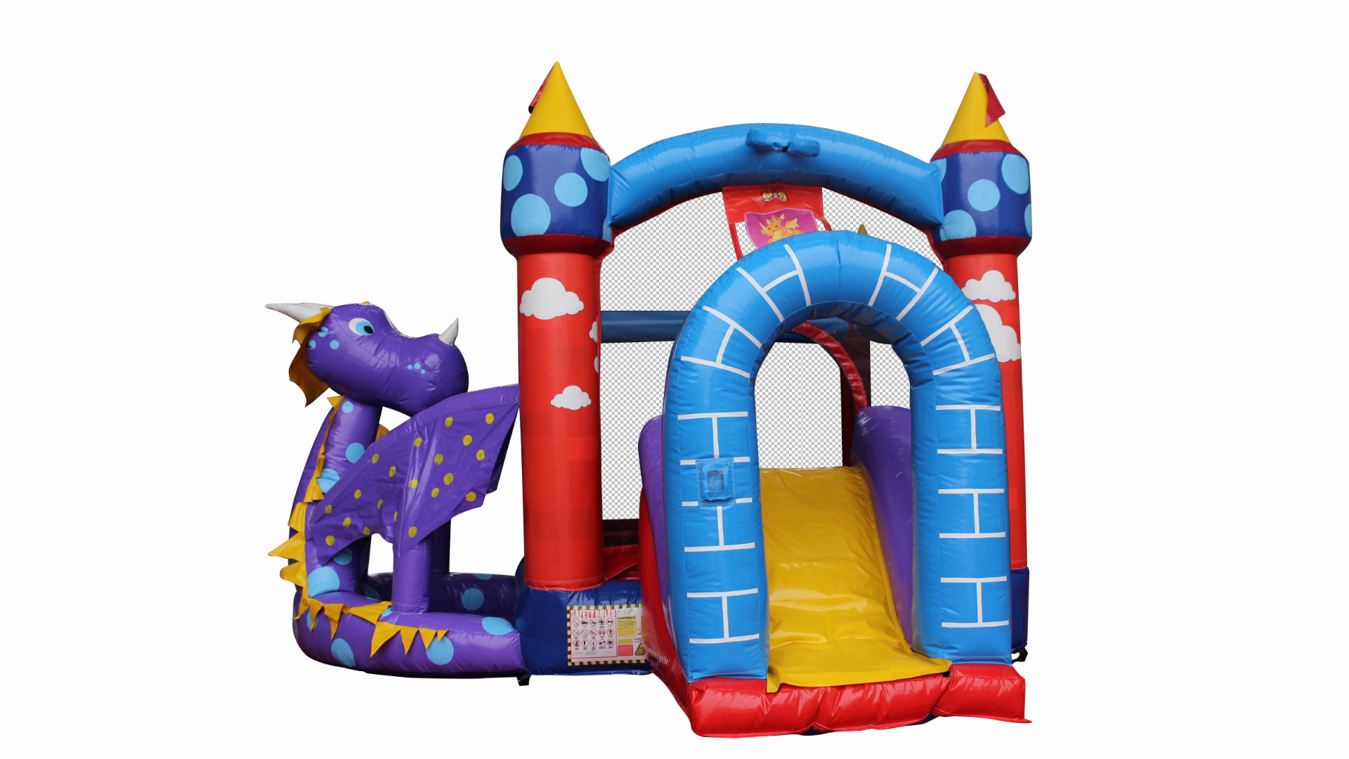Sky Dragon Jumping Castle