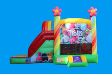 Load image into Gallery viewer, Troll-a-Palooza Jumping Castle