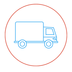 Delivery Charge - Outside Free Delivery Zone 1