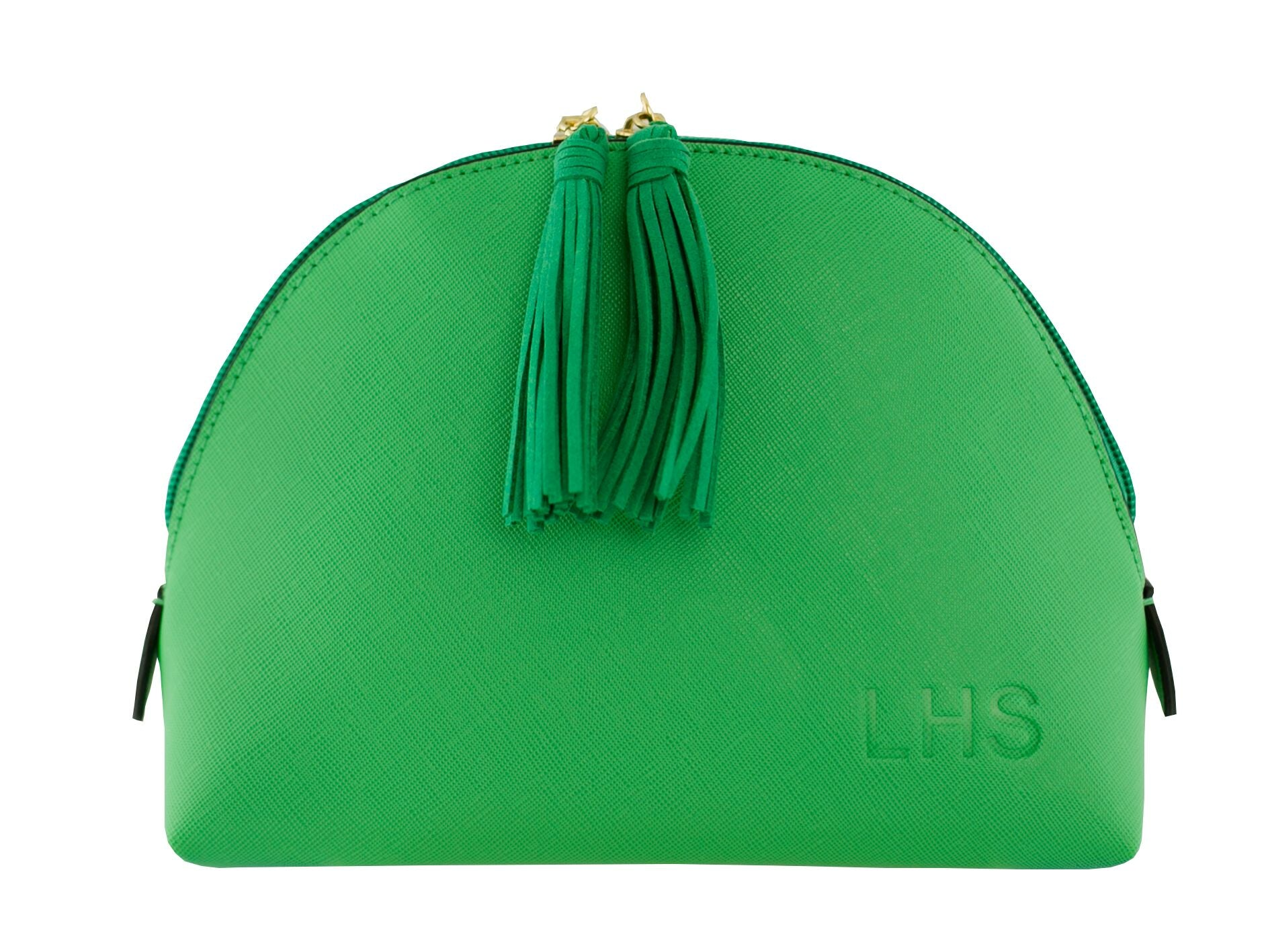 Long Haul Spa Kit - Spring Green Tassel Bag