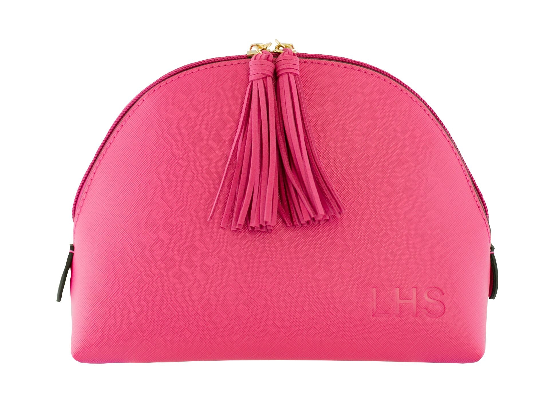 Long Haul Spa Kit - Fuchsia Tassel Bag
