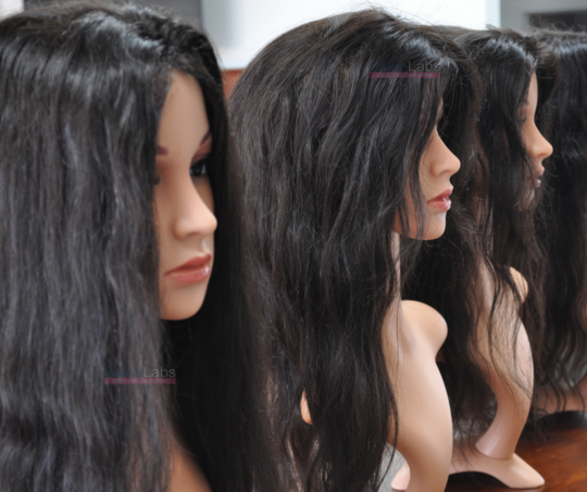 Full Lace Wigs from SalonLabs Virgin Hair Extensions - Ypsilanti, MI