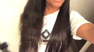Remy Pure Natural Wavy Indian Extensions 100% free of chemical processing.