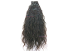 Remy Pure Natural Curly Hair Extensions