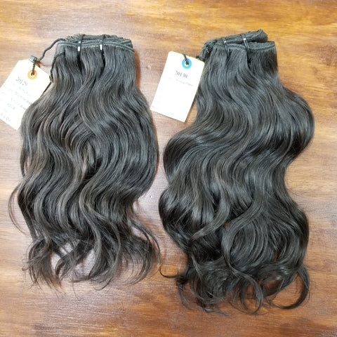 Wavy Virgin Weaves 2 Bundle Deal