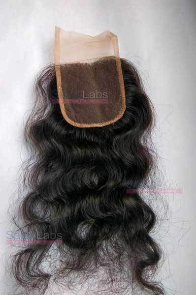 4X4 Lace Closures - Natural Curly