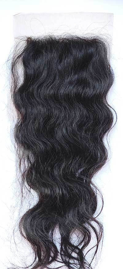 Natural Curly Lace Closure