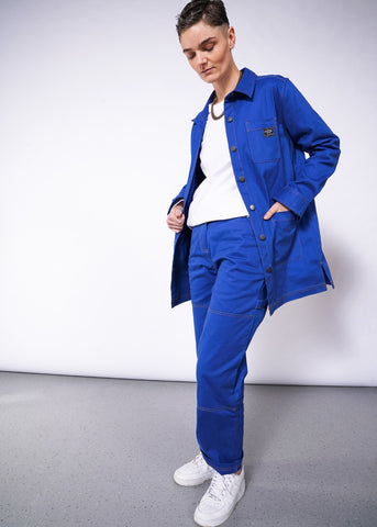 Workwear Pant in Royal Blue