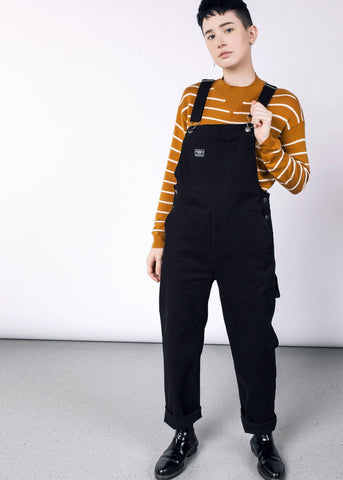 Workwear Overall in Black
