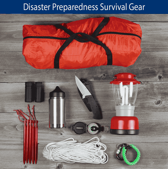 Disaster Preparedness Survival Gear
