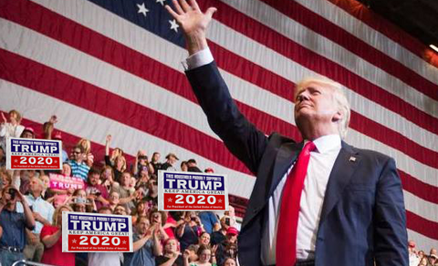 Trump 2020 Keep America Great!