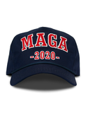 "2.0 Navy & Red ""MAGA 2020"" Hat"
