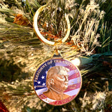 Trump Christmas Ornaments