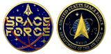 Space Force Gold Coin