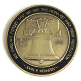 Don't Tread On Me Coin (FULL COLOR)