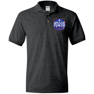 Trump Space Force Commemorative Polo Shirt