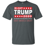 KEEP AMERICA GREAT! TRUMP 2020 Election Shirt