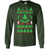 Christmas Guns Alternate Long Sleeve T-Shirt