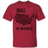 Shall Not Be Infringed Alternate T-Shirt