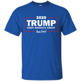 Keep America Great Trump 2020 Signature T-Shirt
