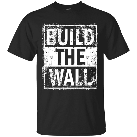 Build The Wall Trump T-Shirt