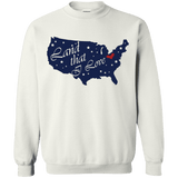 Land That I Love Patriotic Sweatshirt