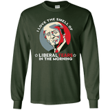 Liberal Tears Trump Long Sleeve T-Shirt
