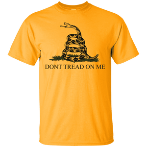 Don't Tread on Me Themed Classic T-Shirt