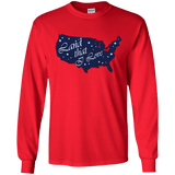Land That I Love Patriotic Long Sleeve T-Shirt