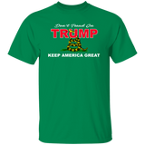 Don't TREAD on TRUMP T-Shirt