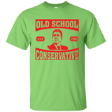 President Ronald Reagan Old School Conservative Tee