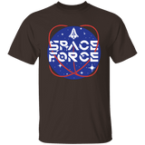 Trump Space Force Commemorative Short Sleeve T-Shirt