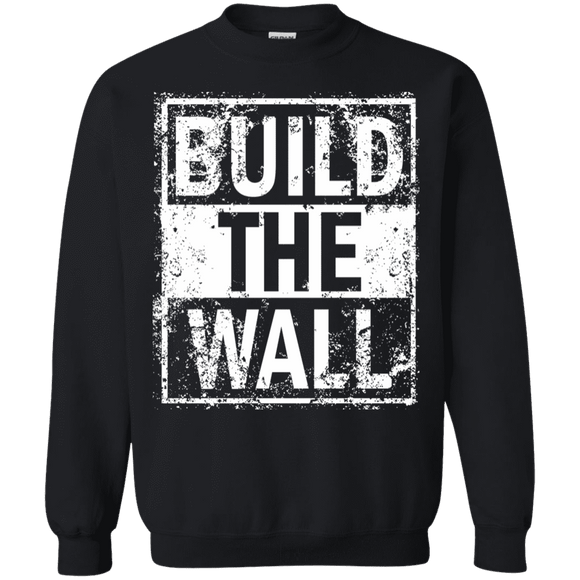 Build The Wall Trump Sweatshirt